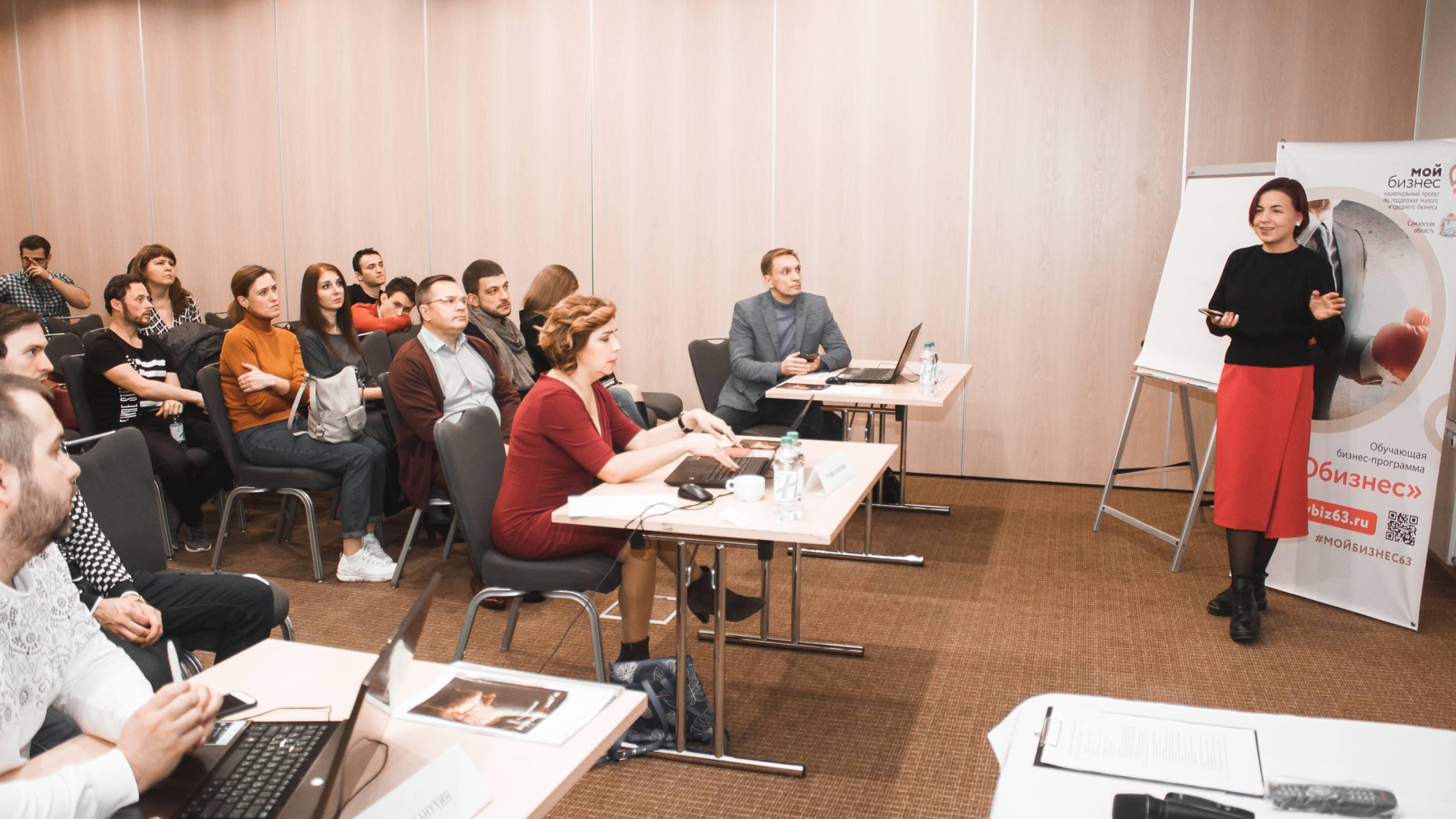 Отборочный этап на участие в обучающих программах PROБизнес