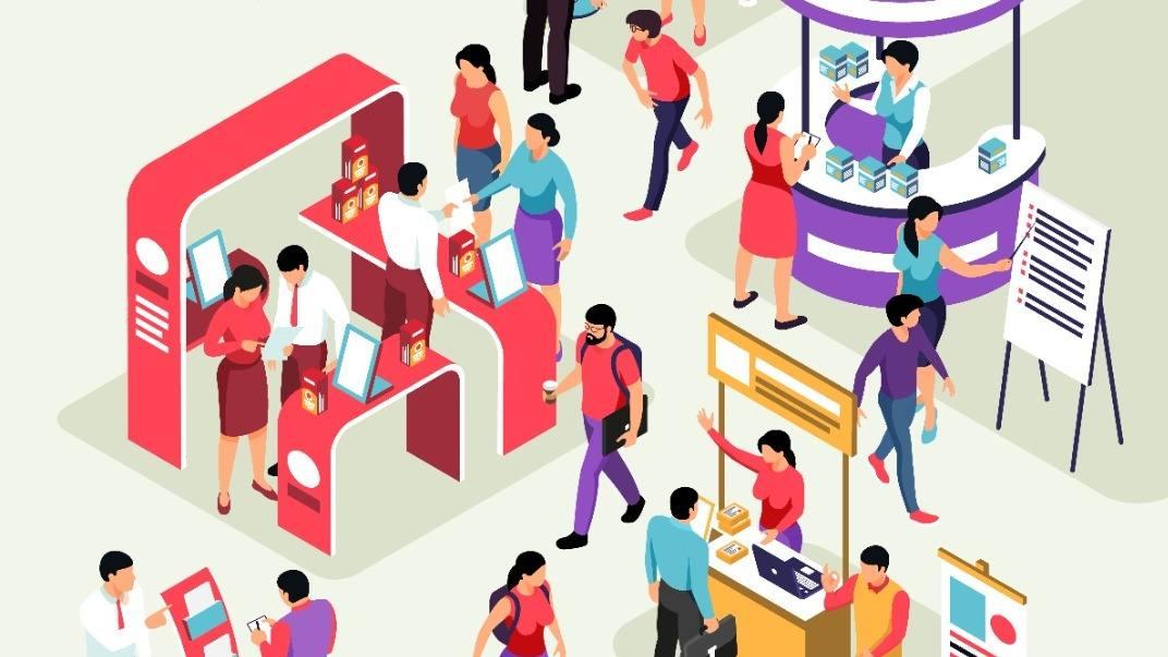 Опрос для предпринимателей-экспортеров: какие выставочные мероприятия в 2021 году вы хотели бы посетить?