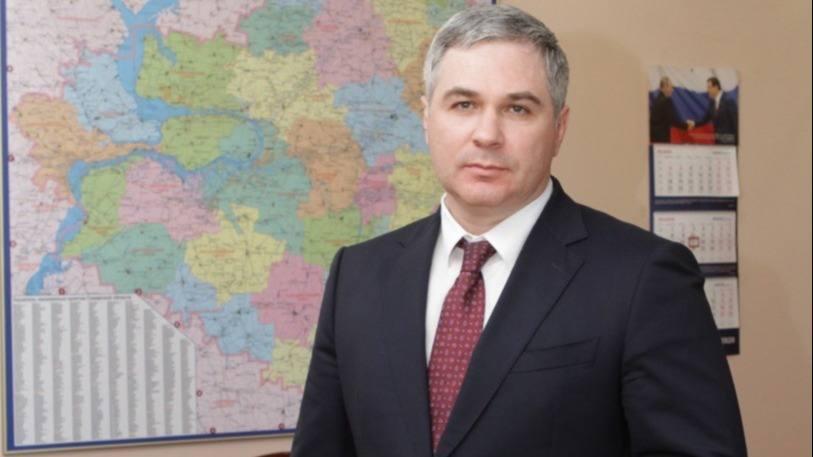 Министр экономического развития и инвестиций Самарской области Дмитрий Богданов поздравил жителей региона с Новым годом