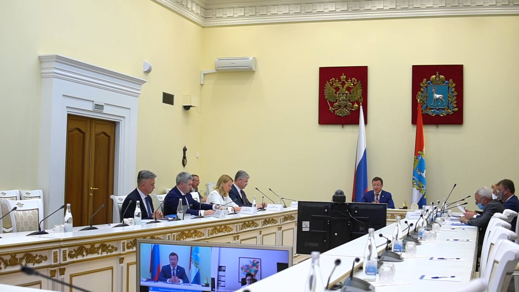 Итоги заседания инвестиционного совета Самарской области