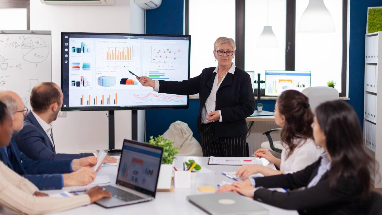 Тренинг в региональном центре «Мой Бизнес» на тему «Финансы для руководителя»