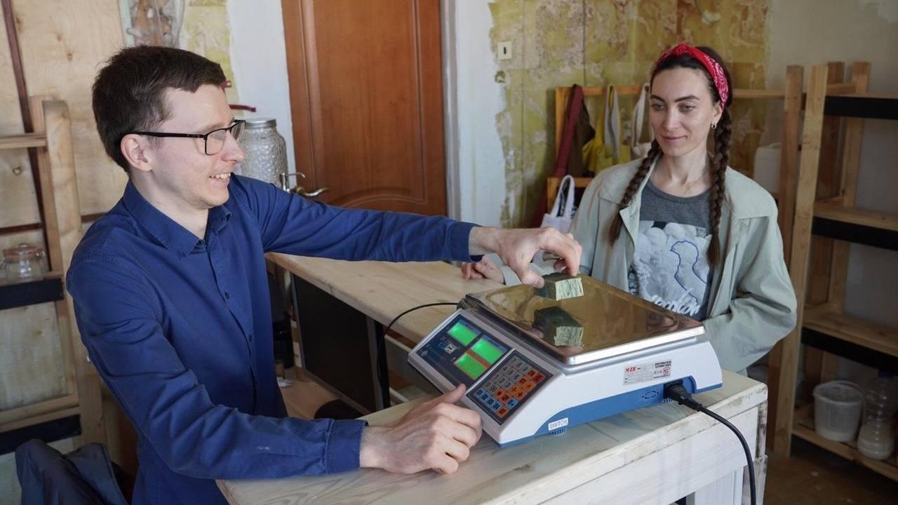 Призер конкурса «Молодой предприниматель России» из Самары развивает эко-проект магазина товаров без упаковки