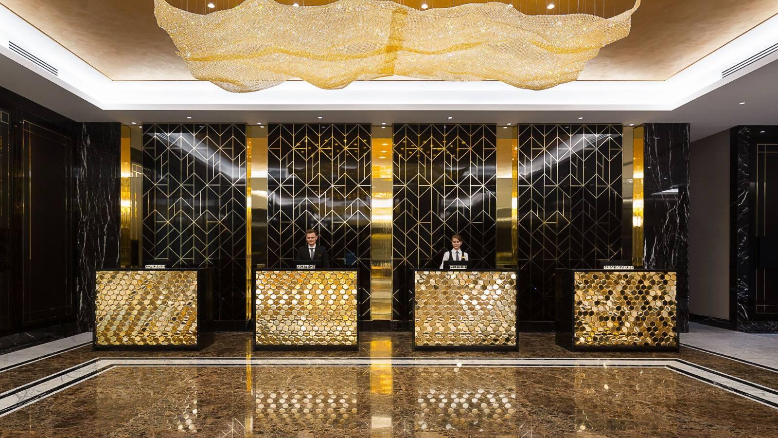 Экскурсия в Lotte Hotel Самара