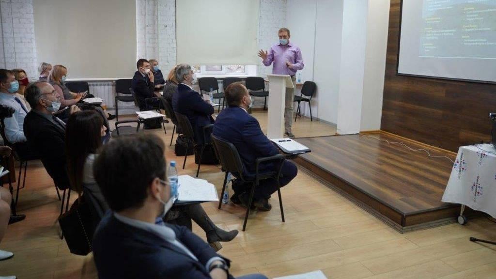 Команда «Мой Бизнес 63» поможет в разработке бизнес-плана авторам экономических проектов форума «Сильные идеи для нового времени»