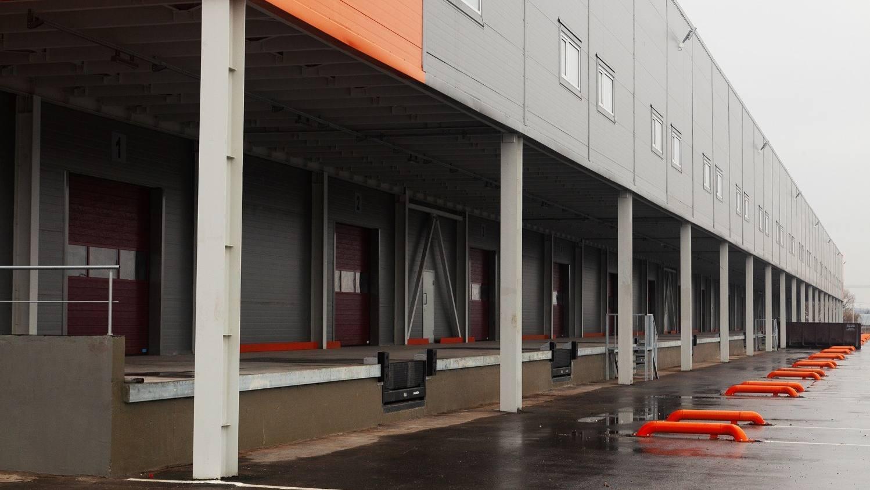 В индустриальном парке «Преображенка» введен в эксплуатацию второй корпус для малого бизнеса
