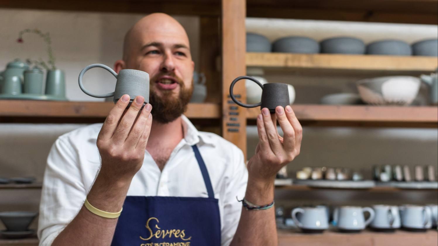 Экскурсия в гончарную мастерскую «Ovo Ceramics»