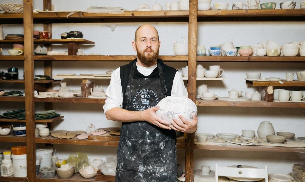 Бизнес-экскурсия в керамическую мастерскую