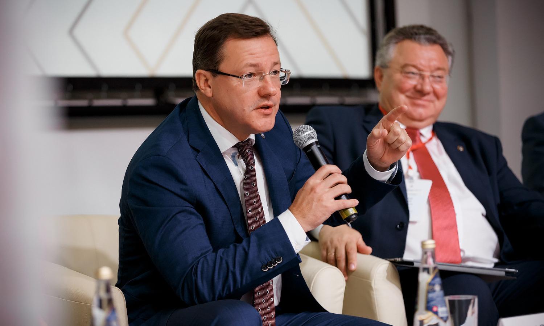 Первая инжиниринговая конференция в Самарской области «Инжиниринг. Новые инструменты экономического роста»