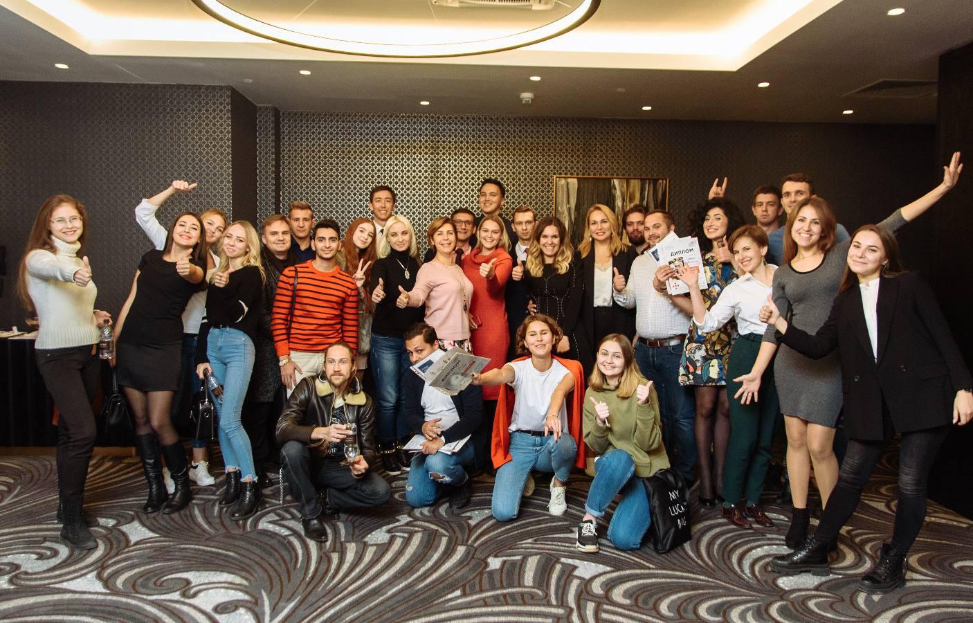 Победители регионального этапа конкурса «Молодой предприниматель России 2019»