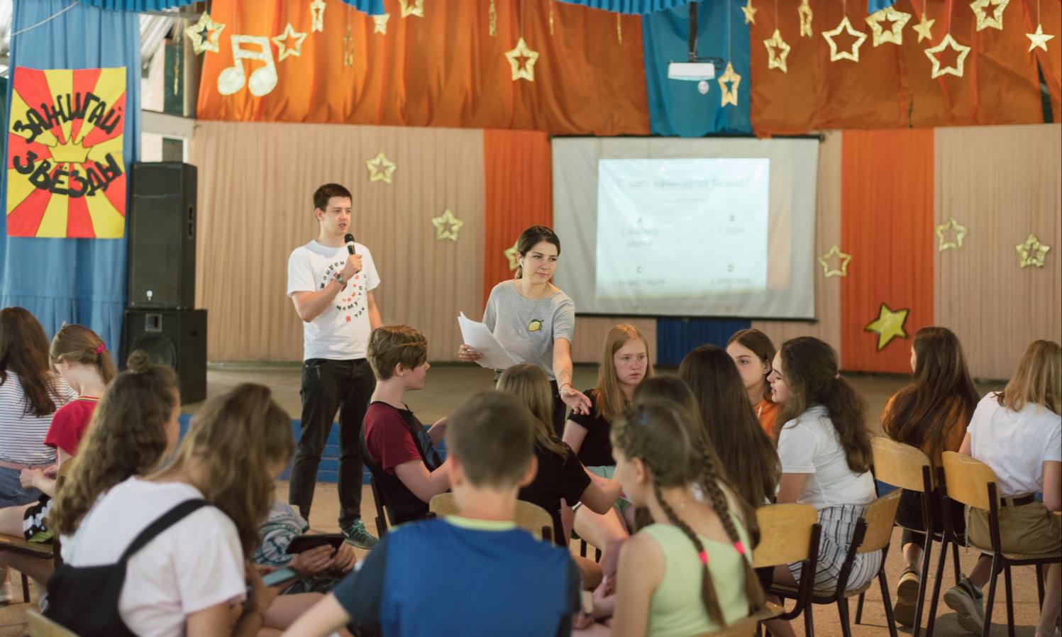 Бизнес-викторина для учеников школы №1 в с. Кинель-Черкассы