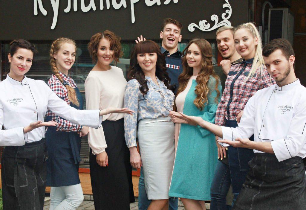 Руслана Сукаева и «Профи Дресс»